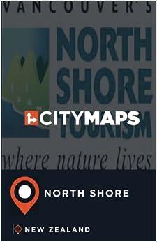 City Maps North Shore New Zealand
