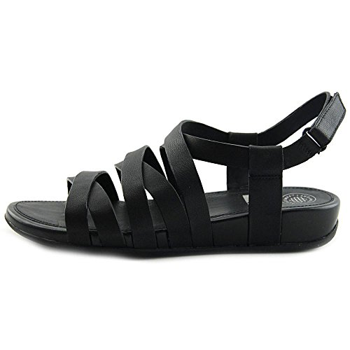 FITFLOP LUMY LEATHER Sandale 2017 all black, 38