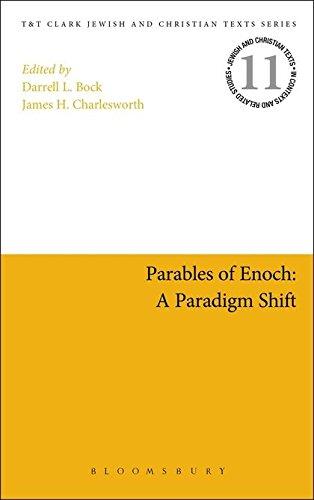 Parables of Enoch: A Paradigm Shift (Jewish and Christian Texts) pdf