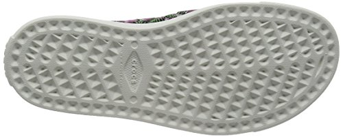 crocs 204623 Citilane Roka Graphic Slip on - 0CV Black/Floral