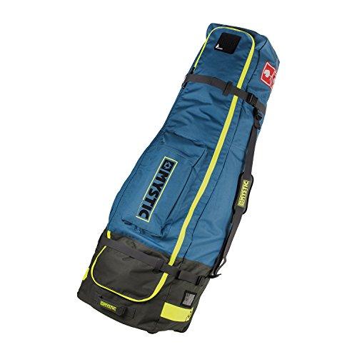 2018 Mystic Golf Bag Pro Wheeled 1.5m PEWTER 180045 by Mystic