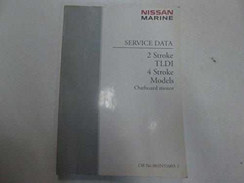 2007 Nissan Marine NSF2 2.5 3.5A 4 Stroke Outboard Motor Service Manual WEAR 07