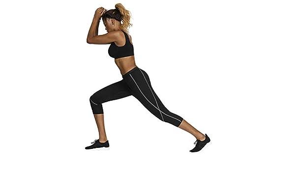 QJXSAN Pantalones de Yoga Estiramiento Calentamiento Cuerpo ...