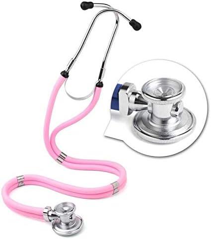 Médico multifuncional estetoscopio-médico profesional enfermera equipo - Pack: rosado: Amazon.es: Salud y cuidado personal