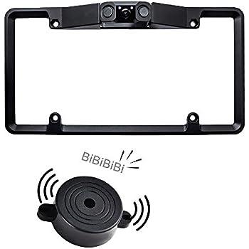 Amazon.com: Autocastle 170 Degree Viewing Angle HD Waterproof Car ...