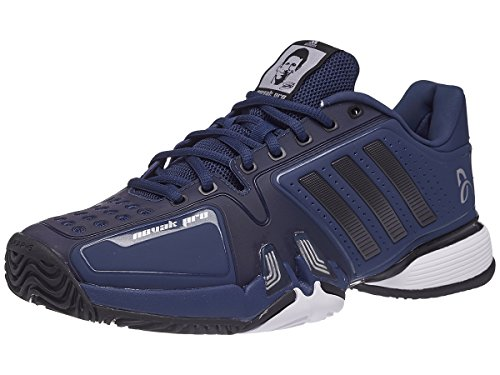 adidas Performance Men's Novak Pro Tennis Shoe Real Blue/Core Black/White 11 M US