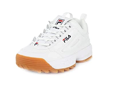 Fila Women's Disruptor II Premium Sneakers: Amazon.co.uk ...