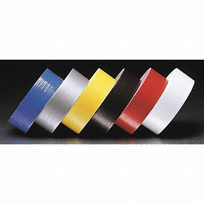 GRAINGER APPROVED Duct Tape 2 x 60 yd 11 mil White Cloth
