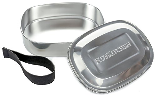 HusKitchen Stainless Medium Container Children