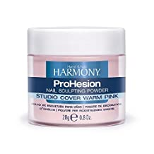 Gelish Studio Cover Warm Pink Prohesion Sculpting Powder, 0.8 fl. Oz.