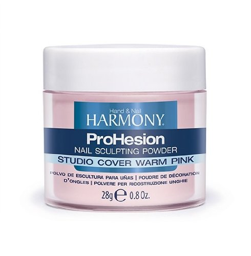Gelish Studio Cover Warm Pink Prohesion Sculpting Powder, 0.8 fl. Oz. 01122