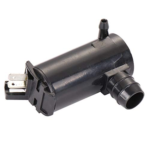 Honda Accord Windshield Replacement - ECCPP 89001132 Windshield Washer Pump Motor Replacement fit for 1994-2007 Honda Accord 1988-2004 Honda Civic 2003-2011 Honda Element 2000-2005 Honda Odyssey 2003-2004 Honda Pilot