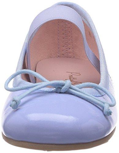 Pretty Ballerinas Mädchen Geschlossene Ballerinas Blau (IPNOTIC ZULI)