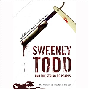Sweeney Todd and the String of Pearls Hörspiel