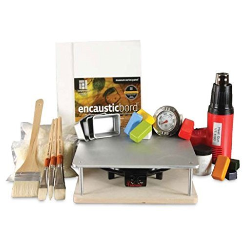 R&F Encuastic Paints Studio Essentials Kit
