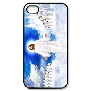 JenneySt Phone CaseLove Jesus For Iphone 4 4S case cover -CASE-5