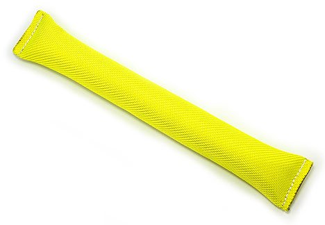 15″ Yellow Fire Hose Tug NO Handle For Sale