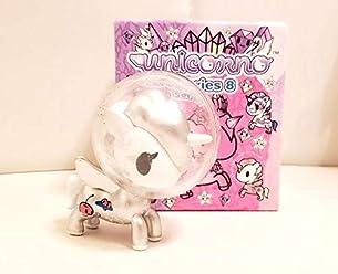 """Tokidoki Unicorno Unicorn Halloween 3/"""" Vinyl Figure Spooky"""