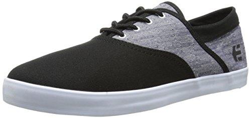 Etnies Corby-M Zapatillas de skateboarding, Hombre Negro (Black/White)