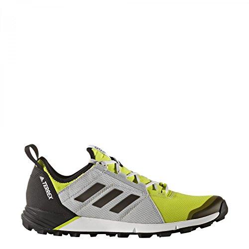 adidas Terrex Agravic Speed, Zapatillas de Senderismo para Hombre Varios colores (Seamso/Negbas/Gridos)