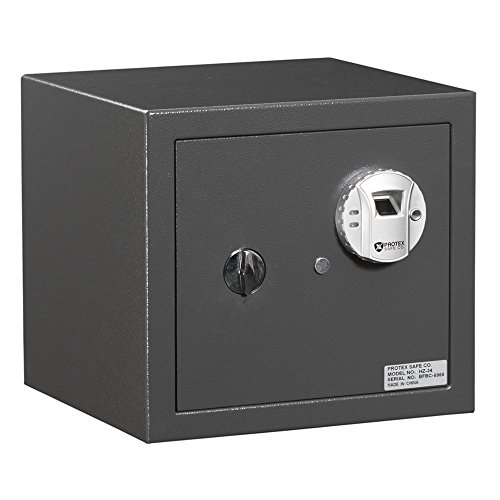 Protex HZ-34 Biometric Burglary Safe (HZ-34) ()