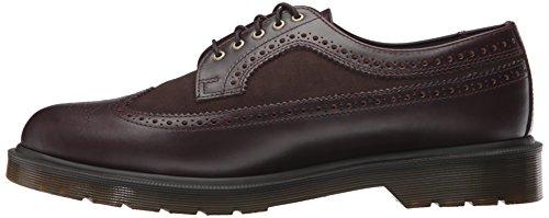 Marron Martens Dr Homme 3989 À Charro Chaussures Foncé Lacets 0qpwqdx