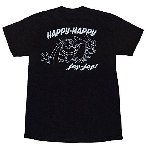 Ren and Stimpy Oh Joy T-Shirt