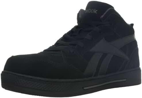 Reebok Work Men's Dayod RB1735 Athletic Hi-Top Safety Shoe