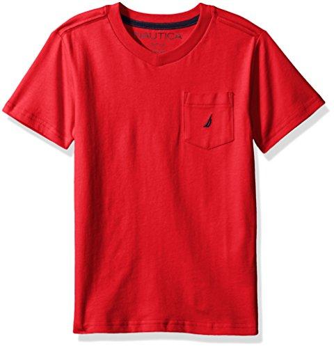 Nautica Short Sleeve Pocket Shirt