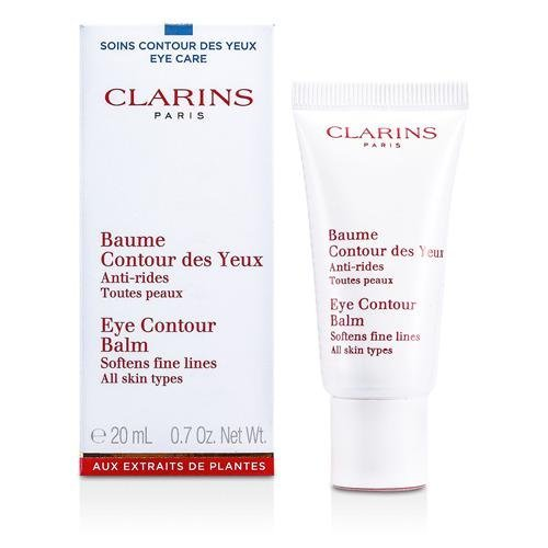 Clarins by Clarins New Eye Contour Balm--20ml/0.7oz for WOMEN ---(Package Of 4)