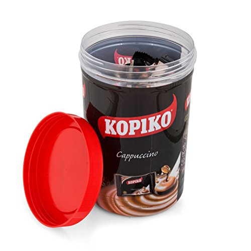 Cappuccino Candy (Kopiko Cappuccino Candy with Milk Coffee, 200 pieces)