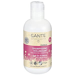 Sante Shampooing Volume 200 ml Bio-Goji et Melon