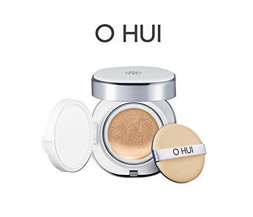 OHUI Ultimate cover CC cushion NO.02 SPF 50+/PA+++ 15g X 3EA KOREA cosmetics LG Household & Health Care