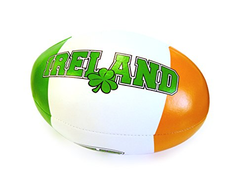 - Soft Tri Colour Rugby Ball