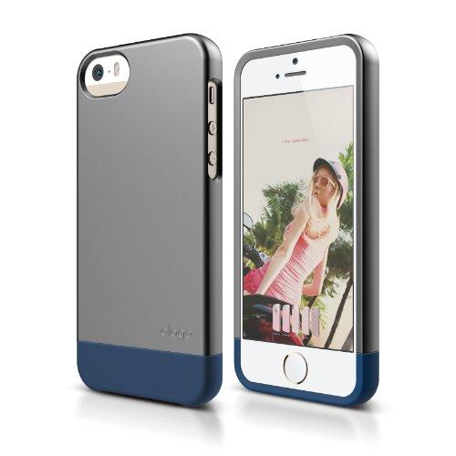 iPhone elago Glide Metallic Indigo