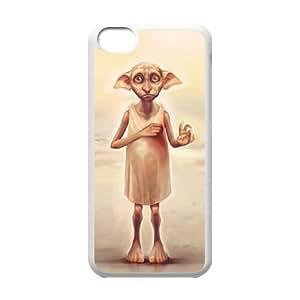Dobby iPhone 5c Cell Phone Case White SEJ6563033112224