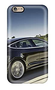 Tesla Model34 Flip Case With Fashion Design For Case Iphone 5/5S Cover