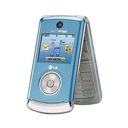 LG Chocolate 3 VX8560 Replica Dummy Phone / Toy Phone (Blue)