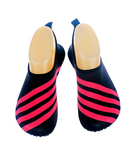Zapatos Agua Unisex Deportes Niña Niños Yoga Piscina Calzado Buceo Secado Hombre Rosa de Eagsouni Natación de para Surf Rápid Snorkel Mujer A Acuáticos Playa dRxwSdt