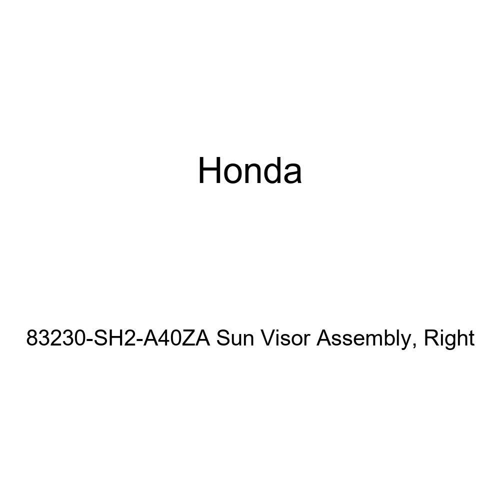 Right Honda Genuine 83230-SH2-A40ZA Sun Visor Assembly