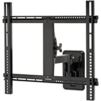 Sanus Full Motion Articulating TV Wall Mount for 32-47 LED, LCD and Plasma Flat Screen TVs - Extends 12 Inches - MMF12B-B1