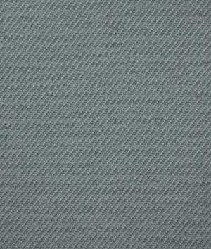 Gray Gabardine Fabric - by the Yard for sale  Delivered anywhere in USA