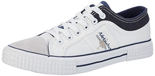 Basse Donna Nebulus Nebulus Maritime Sneaker bianco Maritime 7wIpqaxx