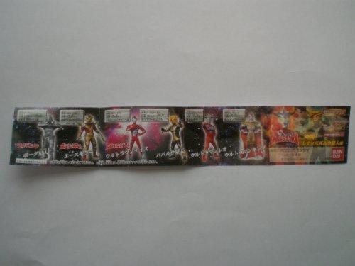 Gashapon Mini Ultraman Leo Leo vs. alien balbalu Hen Ultraman Nice HG full color BANDAI Bandai