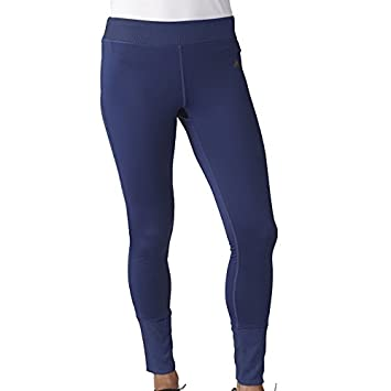 9436d1b149b adidas Golf Women's Climawarm Leggings, Raw Purple, X-Large: Amazon ...