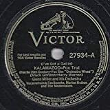 Marion Hutton: (I've Got A Gal In) Kalamazoo/ At Last 78 RPM Record