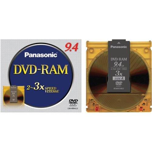 Panasonic LM HB94LU 9 4GB Double Sided
