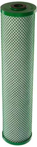 Hydro-Logic 22006 20-Inch by 4.5-Inch Big Boy Carbon Filter Green Coconut ()
