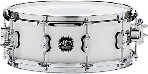 DW Performance Series Snare Drum 5.5x14 White Ice