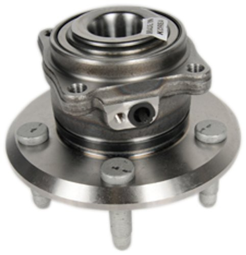 ACDelco RW20-132 GM Original Equipment Rear Wheel Hub and Bearing Assembly with Wheel Studs